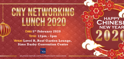 MVCA CNY Networking Luncheon 2020