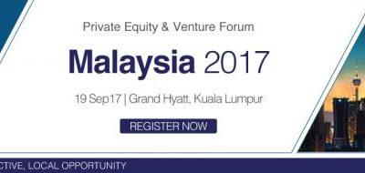 Private Equity & Venture Forum Malaysia 2017