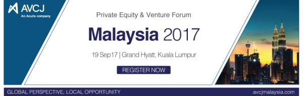 Private Equity & Venture Forum Malaysia 2017
