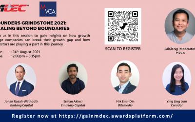 Founder Grindstone 2021: Scaling Beyond Boundaries
